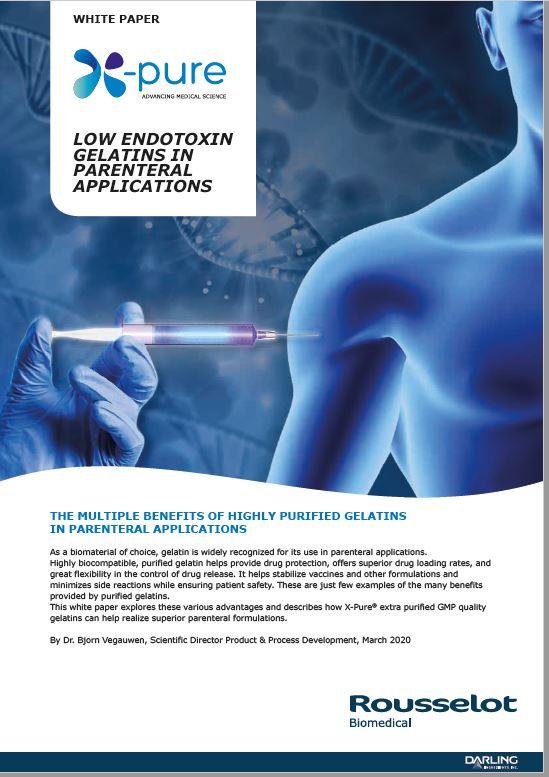 在肠胃外应用程序上下载X-Pure白皮书