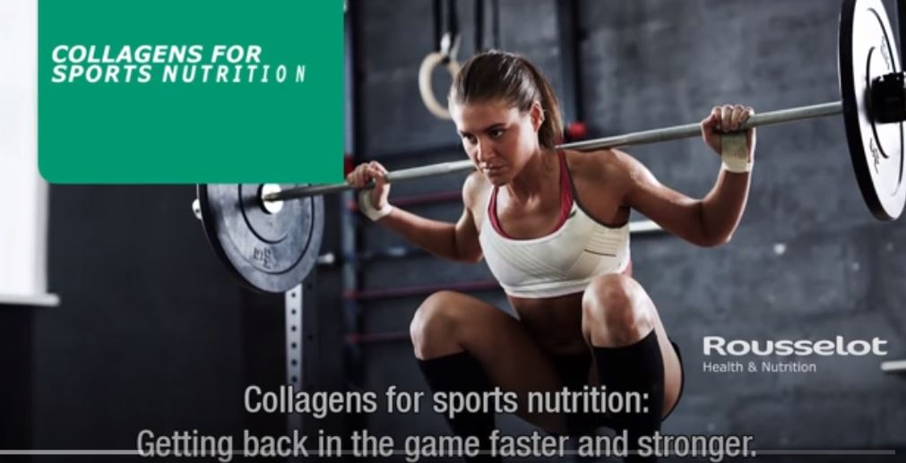 watch our video on collagen for sports nutrition