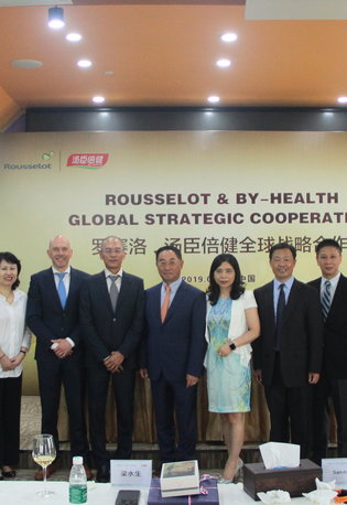 Rousselot and By-Health