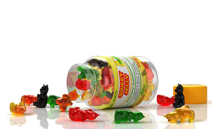 Vimanin gummies with Rousselot SiMoGel