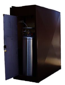 Popeye's BOSS Exterior Cabinet for UCO tank